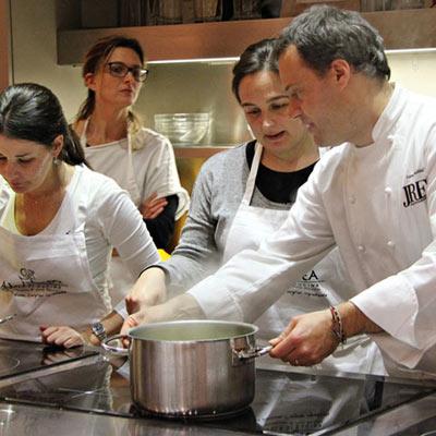 scuola di cucina amaltea by luca marchini ? modena - Corsi Cucina Modena